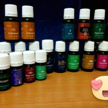 5 Reasons Why I Use Young Living Essential Oils