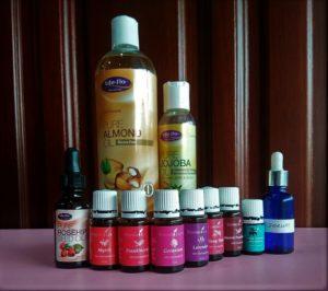 Essential Oils Face serum