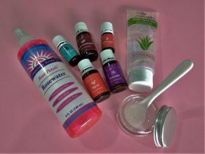 Essential Oils Eye gel